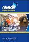 Reece Safety Training catalogue