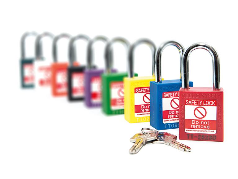 TT38 Safety padlock