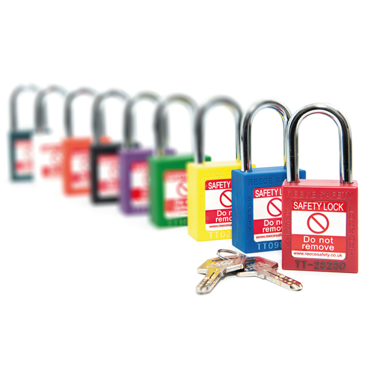 What makes the Reece nylon-bodied TT series padlock so good!